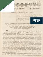 El Pacificador Del Perú 1821-06-10 (No.007)