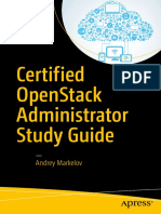 Certified Openstack Administrator Guide