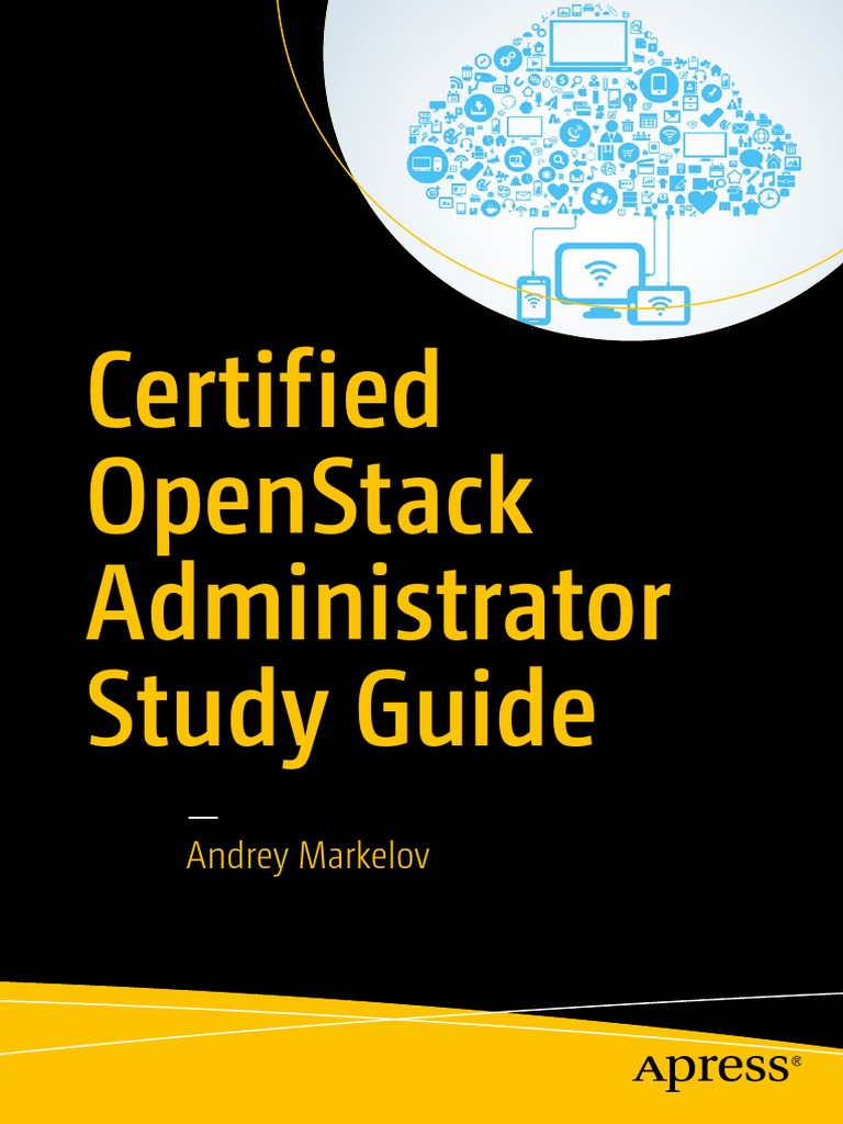 Certified Openstack Administrator Guide Open Stack Platform As A