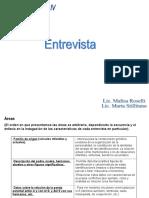 01.Entrevista Pautas de Entrevista - Roselli - Stillitano