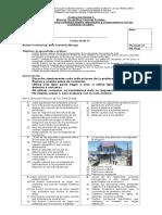 Evaluación Unidad 1 6 básico