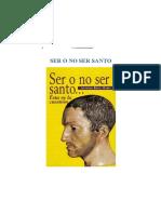Ser o no ser santo - Antonio Royo Marin.pdf