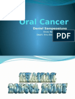 Oral Cancer (Kuliah Residen)