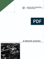 El Desarrollo Económico