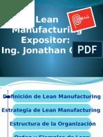 Presentación de Lean Manufacturing