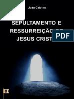 O Sepultamento e a Ressureição de Jesus Cristo - João Calvino.pdf