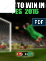 PES 2016 Manual