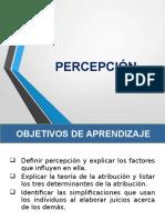 Sesión 3 Percepción y Toma de Decisiones