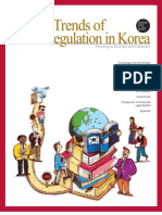 Recent Trends of Law and Regulation in Korea [Vol.01]