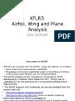 XFLR Examples JSullivan