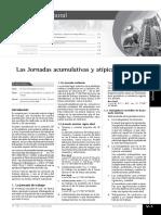 Jornada Atipica en El Peru - Revista Area Laboral