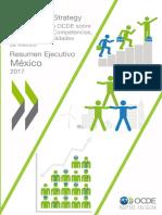 Diagnostico de La OCDE Sobre La Estrategia de Competencias Destrezas y Habilidades de Mexico Resumen Ejecutivo
