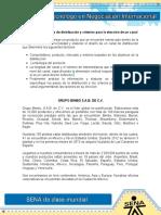 Evidencia 2 Políticas de Distribución y Criterios Para La Elección de Un Canal