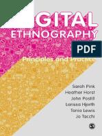 Digital Ethnography_ Principles - Sarah Pink