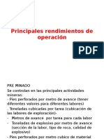 3control de Rendimientos de Operacion