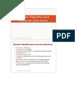 Caso EJ1. Camara Frigorifica Para Conservar Pollo