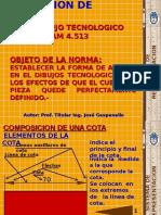 Unidad Nº III (Acotacion)2010