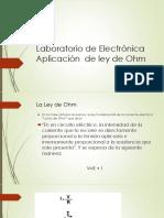 Laboratorio de Electronica 1