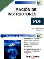 Curso Formación de Instructores LYRBA
