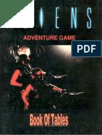 Aliens RPG - Book of Tables.pdf
