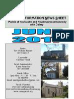 Parish of Newcastle News June 2017