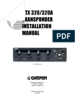 Garmin Gtx 320 Instalation