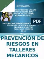 Prevencion de Riesgos en Talleres Mecanicos 2