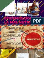 Malnutrición Salud II