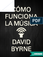 Como Funciona La Musica - David Byrne