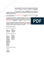 resumen tetraciclinas