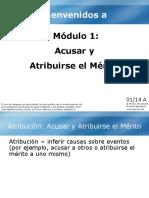 1. Modulo a (Estilos de Atribucion)