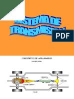 Sistema de Transmisión Mecanica