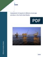 HSE Impact on Marine Life