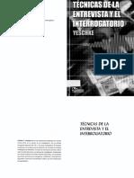 Yeschke - Tecnicas de la Entrevista y el Interrogatorio.pdf