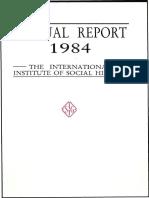 Social Opinion 1984