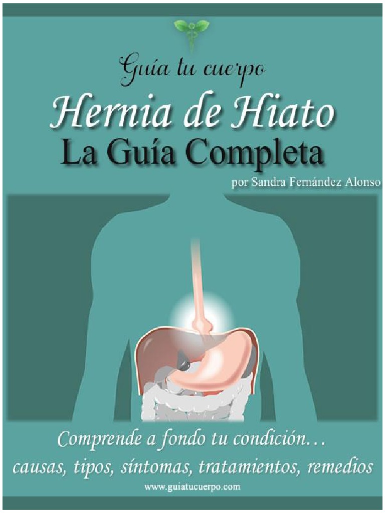 Hernia Hiato Acidez Estómago