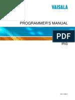 IRIS Programmers Manual