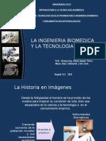 La Ing. Biomédica y La Tecnologia Medica Ozf