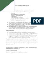 Protocolo Diabates Mellitus TipoII (3)