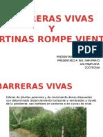 Barreras Vivas