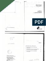 Política y Psicoanálisis Deleuze-Guattari.pdf