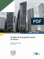 estudios de geografia humana
