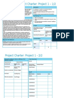 Smoker Propensity Project Charter