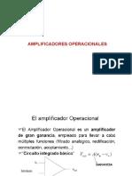 Unidad 3 Amplificadores Operacionales (1)