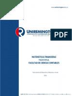 04-Matemáticas Financieras 2016
