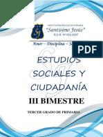 separata Estudios Sociales 3°