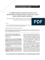 04.Determinacion Social de La Salud Breilh