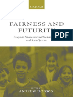 [Andrew Dobson] Fairness and Futurity Essays on E(B-ok.org)