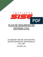 Plan de Desuridad Santa Beatriz 30 Octubre Final 2014