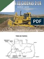 Curso Componentes Diagramas Tren Fuerza Rodamiento Bulldozer d10r 3kr Caterpillar